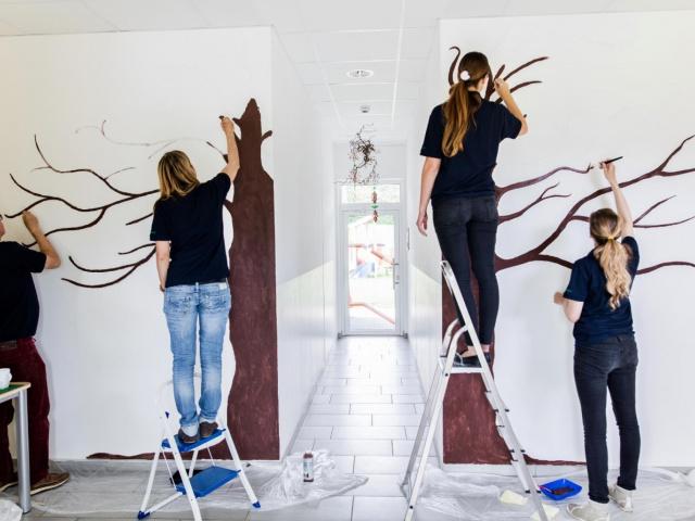 Verantwortung zeigen - Eine Corporate Volunteering Aktion gibt einen wirkungsvollen Impuls zur nachhaltigen Entwicklung Ihres Unternehmens.