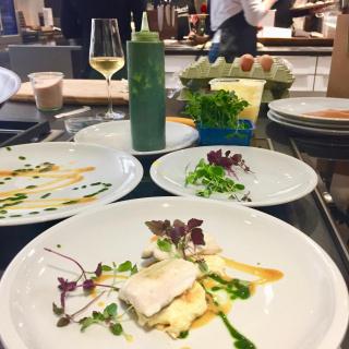 Kulinarische Begegnung und Net-cooking in München