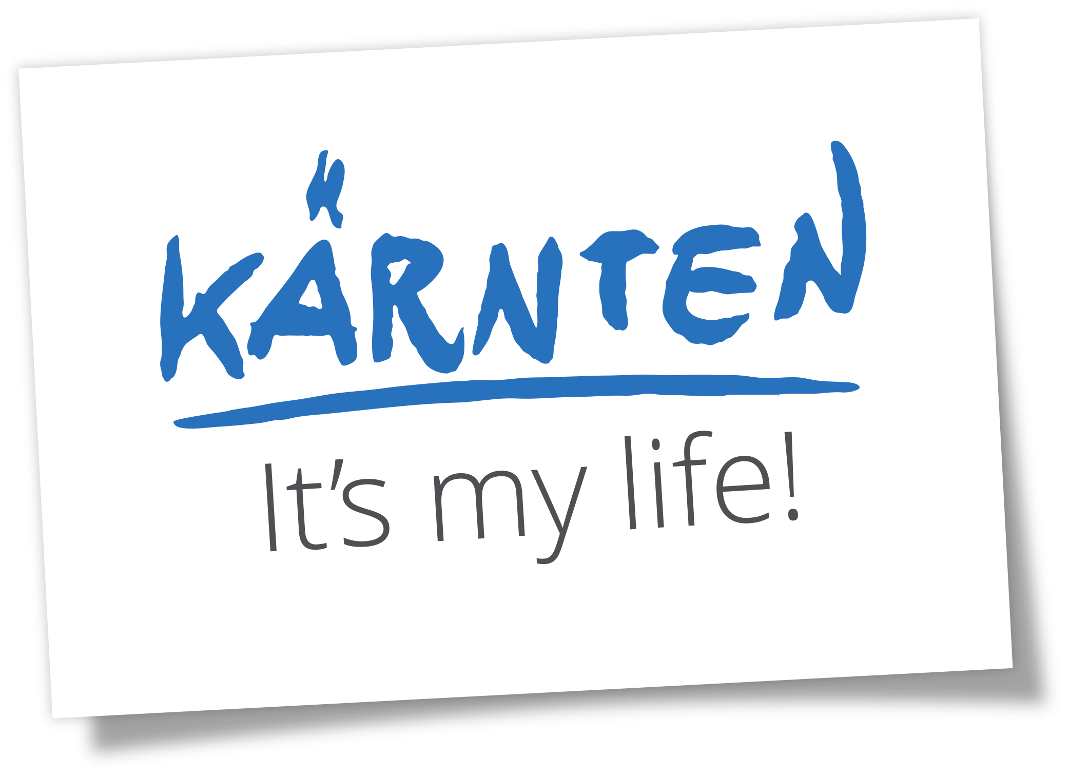 Kaernten its my lifeNEW